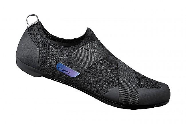 Shimano Womens SH-IC100 Indoor Cycling Shoe Black