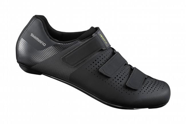 Shimano Mens SH-RC100 Road Shoe Black