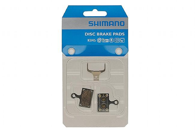 Shimano K04S Metal Disc Brake Pads Shimano K04S Metal Disc Brake Pads