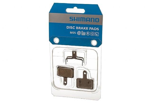 Shimano M05 Resin Disc Pads Shimano M05 Resin Disc Pads