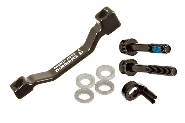 Shimano Disc Brake Adapter - Post Mount F180P/P2  Shimano Disc Brake Adapter - Post Mount F180P/P2