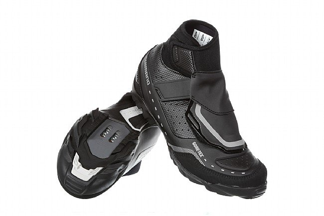 287d294bb75 Shimano SH-MW7 Gore-Tex Cold/Wet Weather MTB Shoe at ...
