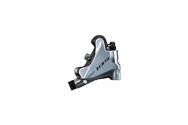 Shimano 105 BR-R7070 Flat Mount Disc Brake Caliper Rear, Silver