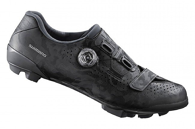 Shimano SH-RX800 Gravel Racing Shoe Black
