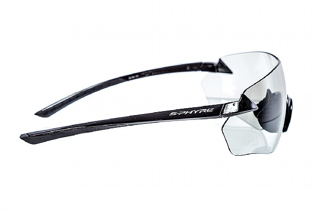 1f5b72e91a Click to zoom. Black - Photochromic Gray Lenses. Shimano S-PHYRE R1  Photochromic Sunglasses