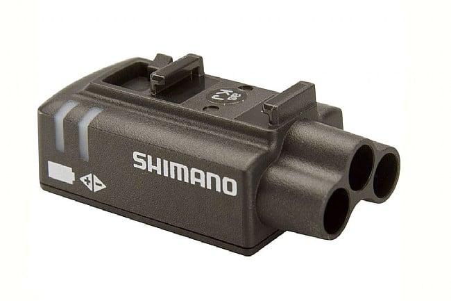 Shimano Di2 SM-EW90-A Junction-A 3 Port  Shimano Dura-Ace Di2 SM-EW90-A Front Junction A