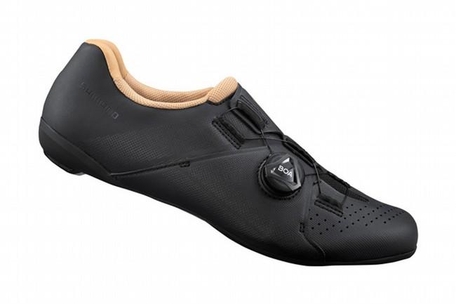 Shimano Womens SH-RC300 Road Shoe Black