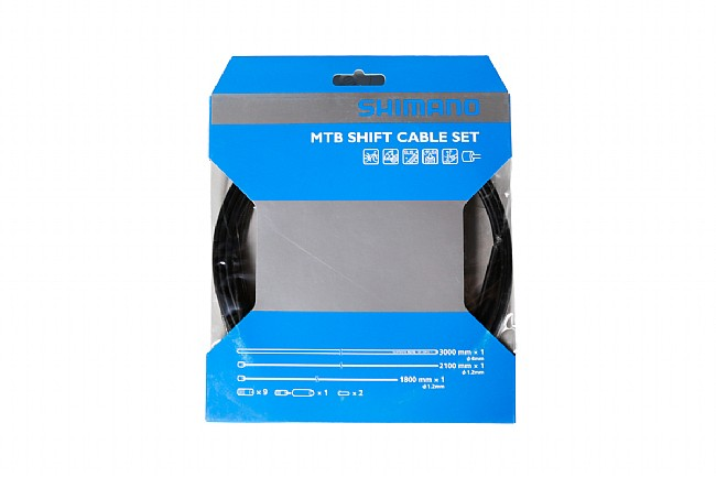 Shimano MTB Shift Cable Set Shimano MTB Shift Cable Set