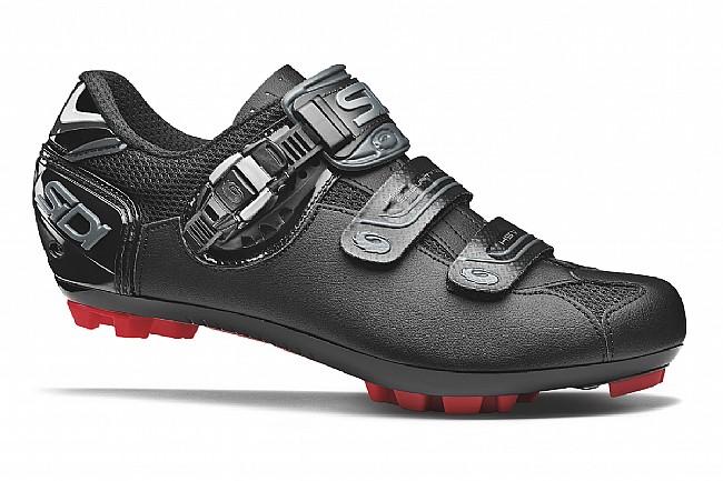 Sidi Dominator 7 SR Mega MTB Shoe Shadow Black