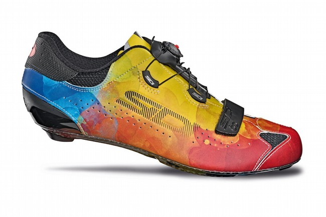 Sidi Sixty Limited Edition Road Shoe Multicolor