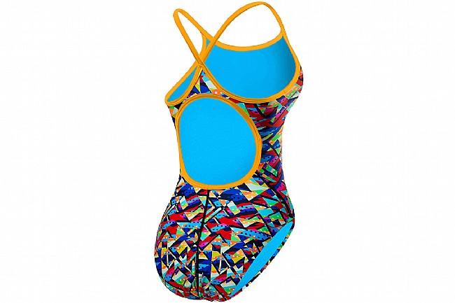 TYR Sport Womens Mosaic Diamondfit Swimsuit TYR Sport Womens Mosaic Diamonfit Swimsuit