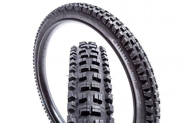 "Terrene Terrene Chunk 27.5 x 2.6"" MTB Tire Terrene Terrene Chunk 27.5 x 2.6"" MTB Tire"