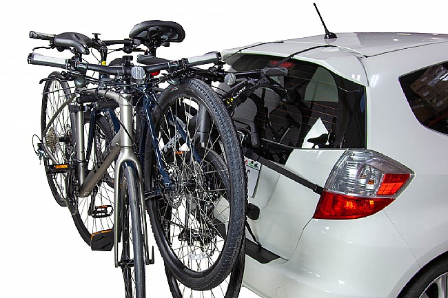 Saris Bones EX 3 Bike Trunk Rack Saris Bones EX 3 Bike Trunk Rack
