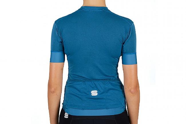 Sportful Womens Monocrom Jersey Blue Sea
