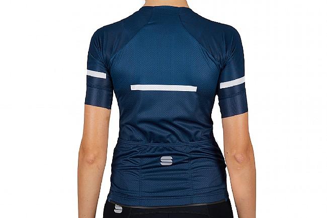Sportful Womens Evo Jersey Blue