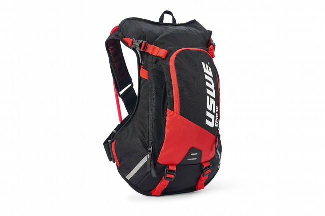 USWE Epic 12 Hydration Pack Black/Red