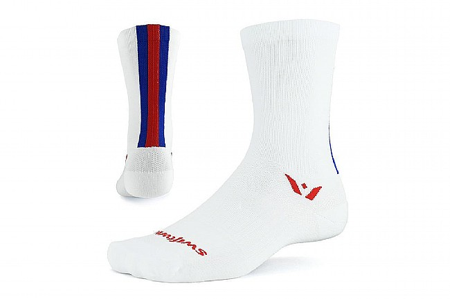 Swiftwick Vision Sock Euro White