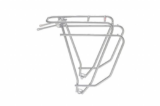 Tubus Logo Evo Rear Rack Silver