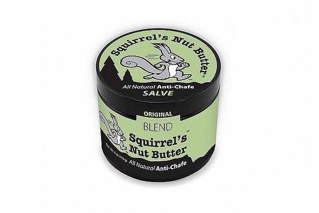 Squirrels Nut Butter Anti-Chafe 4oz Tub
