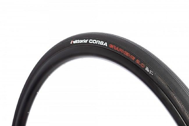 Vittoria Corsa G2.0 Road Tire Black/Black