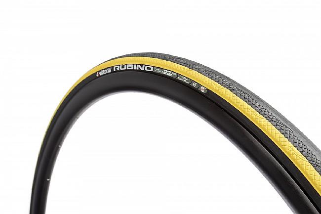 Vittoria Rubino G+ Wirebead Road Tire (No Packaging) Vittoria Rubino G+ Wirebead Road Tire (No Packaging)