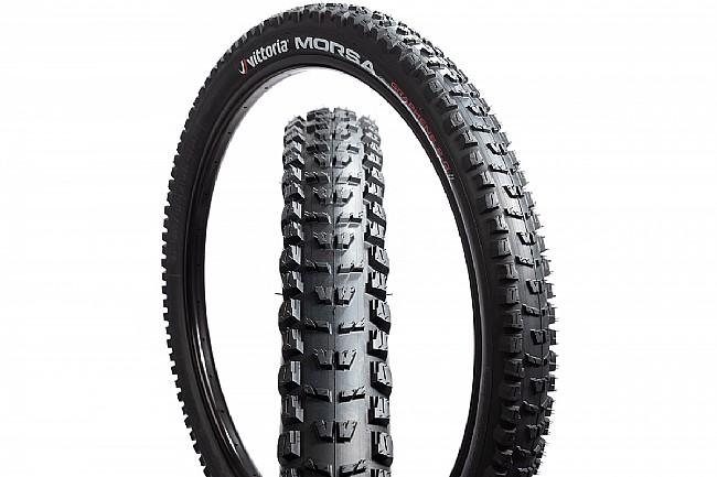 Vittoria Morsa G2.0 27.5 Inch MTB Tire Enduro 2ply/TLR Casing