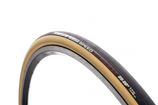 Vittoria Corsa Speed G2.0 Tubular Tire Para/Black