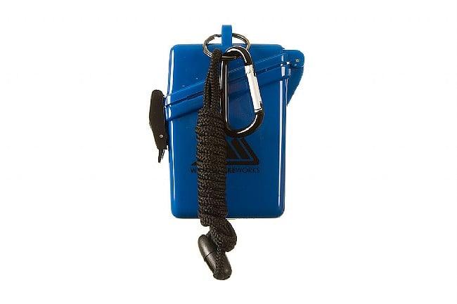 WesternBikeworks Waterproof Sports Case Opaque Blue