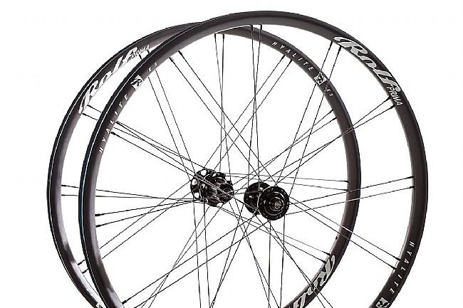 Rolf Prima Carbon Hyalite ES 650B Adventure Disc Wheelset 650B - 12MM Thru Axle Fr & Rr