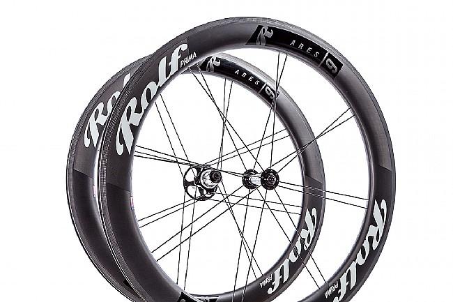 Rolf Prima 2019 ARES6 Carbon Clincher Wheelset Rim Brake - Shimano 11sp