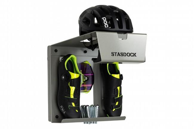 Stasdock Bike Storage Deep Silver