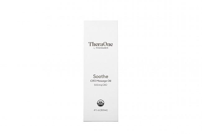 Theraone Soothe CBD Massage Oil Theraone Soothe CBD Massage Oil
