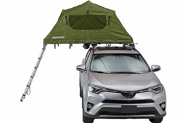 Yakima SkyRise Medium, Green Rooftop Tent Yakima SkyRise Medium, Green Rooftop Tent