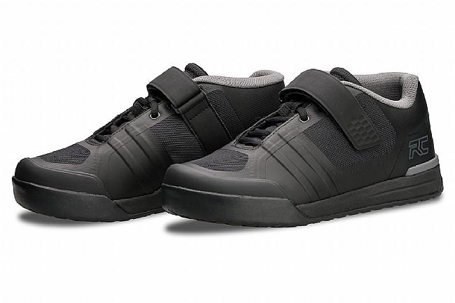 Ride Concepts Mens Transition Shoe Black/Charcoal